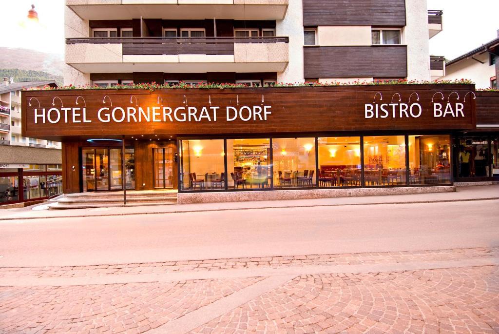 Gornergrat Dorf Hotel Zermatt, Switzerland