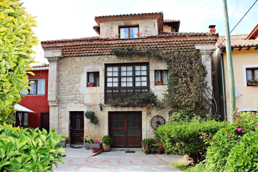 Fachada o entrada de Casa de Aldea El Valle