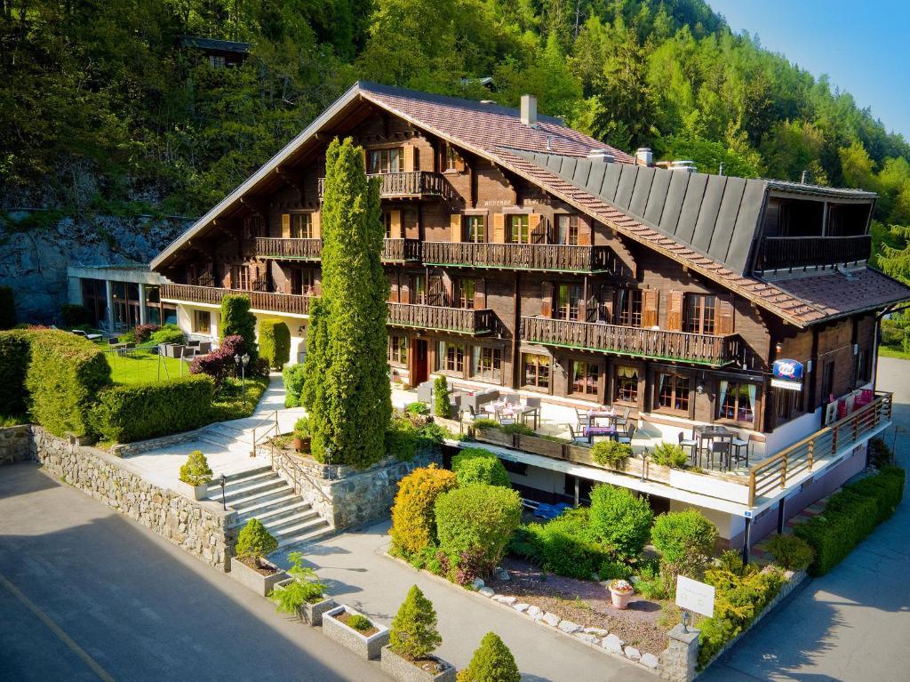 Hôtel Aux Mille Etoiles