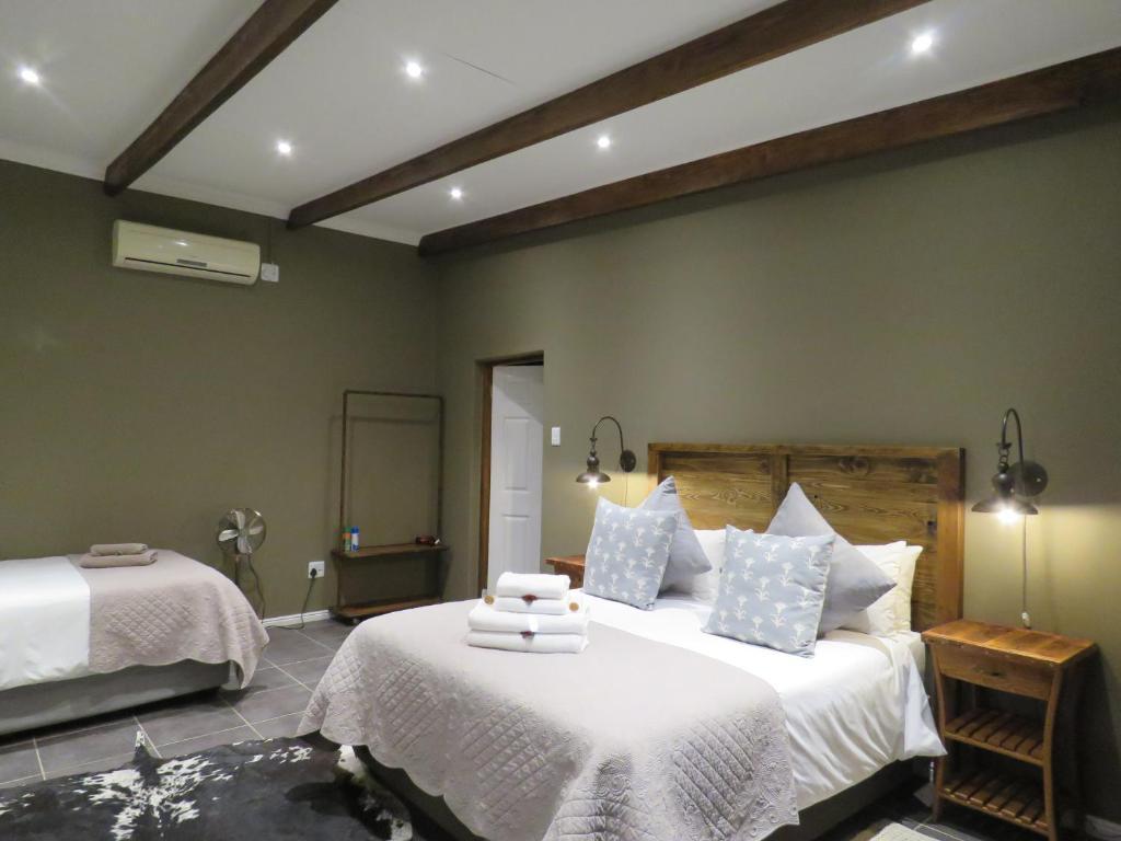 A room at Die Herehuis