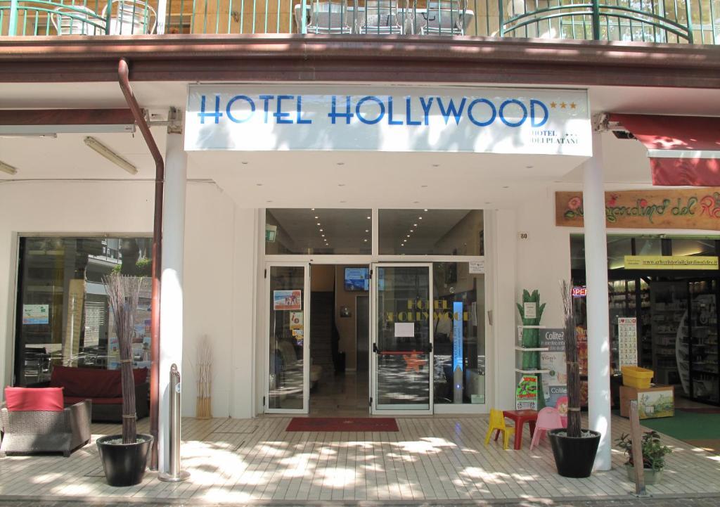 Hotel Hollywood Rimini, Italy