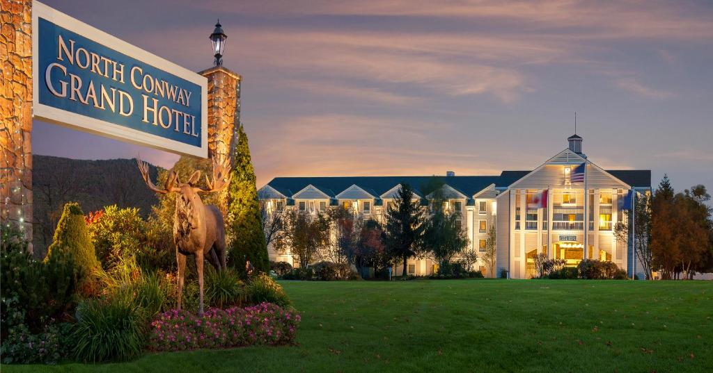 North Conway Grand Hotel North Conway Aktualisierte Preise Fur 2021