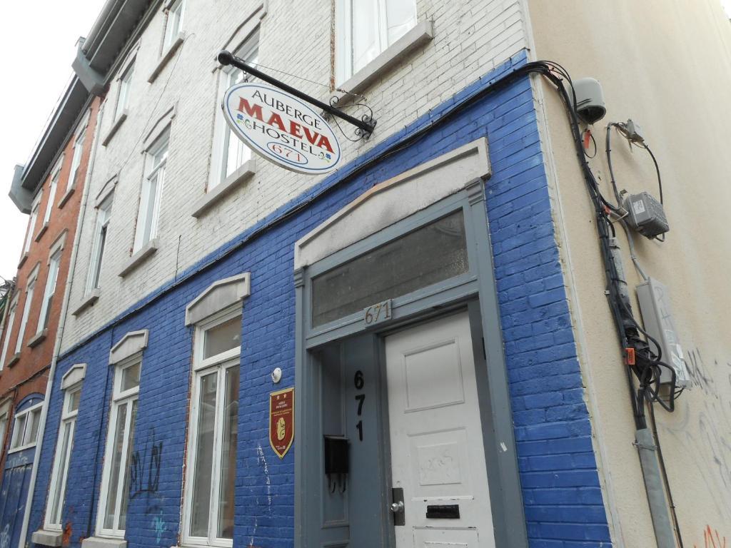 Façade ou entrée de l'établissement Auberge Maeva