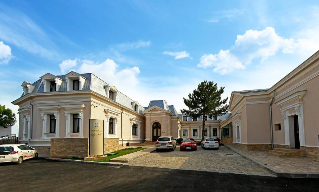 Hotel Saint Germain Braila, Romania