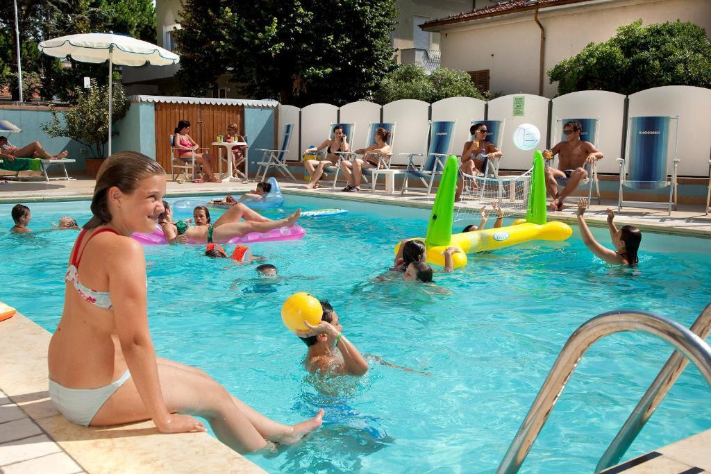 Hotel Acquario Rimini, Italy