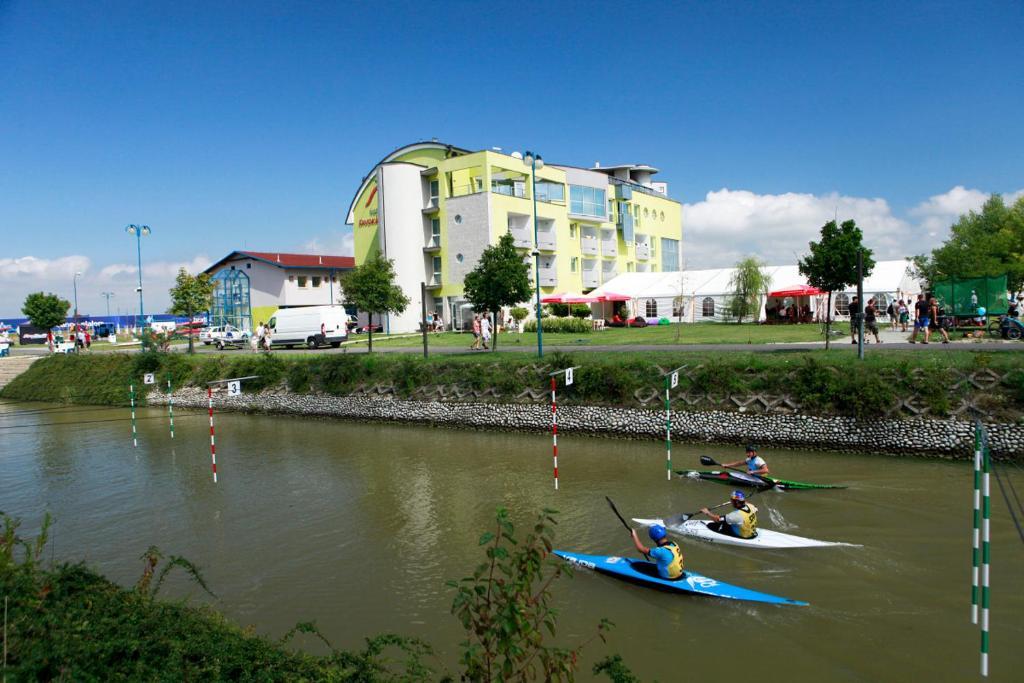Hotel and Park Divoka Voda Bratislava, Slovakia