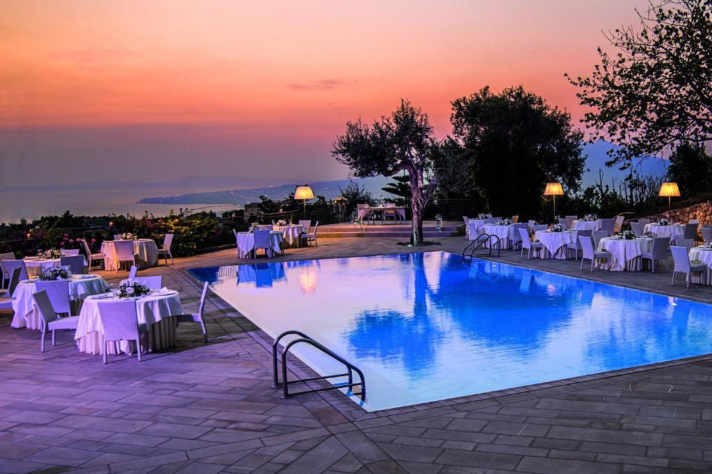 Hotel La Canonica Lettere, Italy