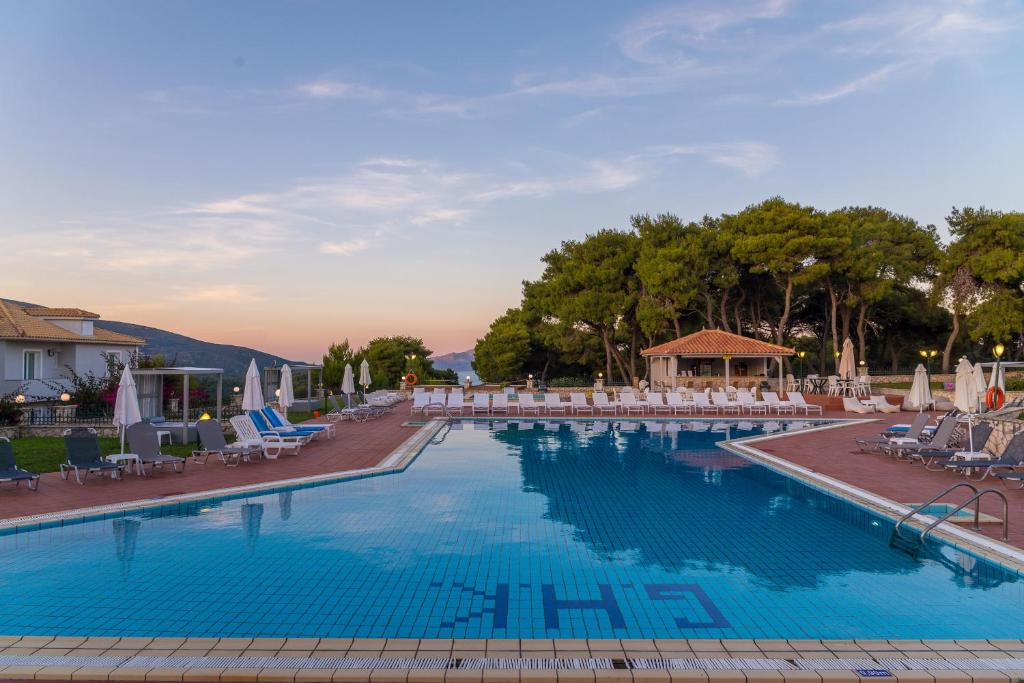 The swimming pool at or near Keri Village & Spa by Zante Plaza (Adults Only)