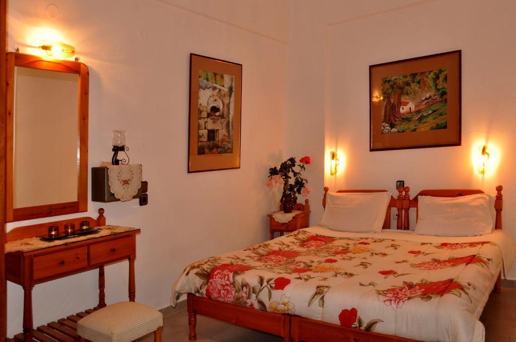 Ein Zimmer in der Unterkunft Villa Flouri