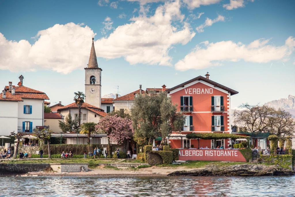Albergo Verbano Stresa, Italy