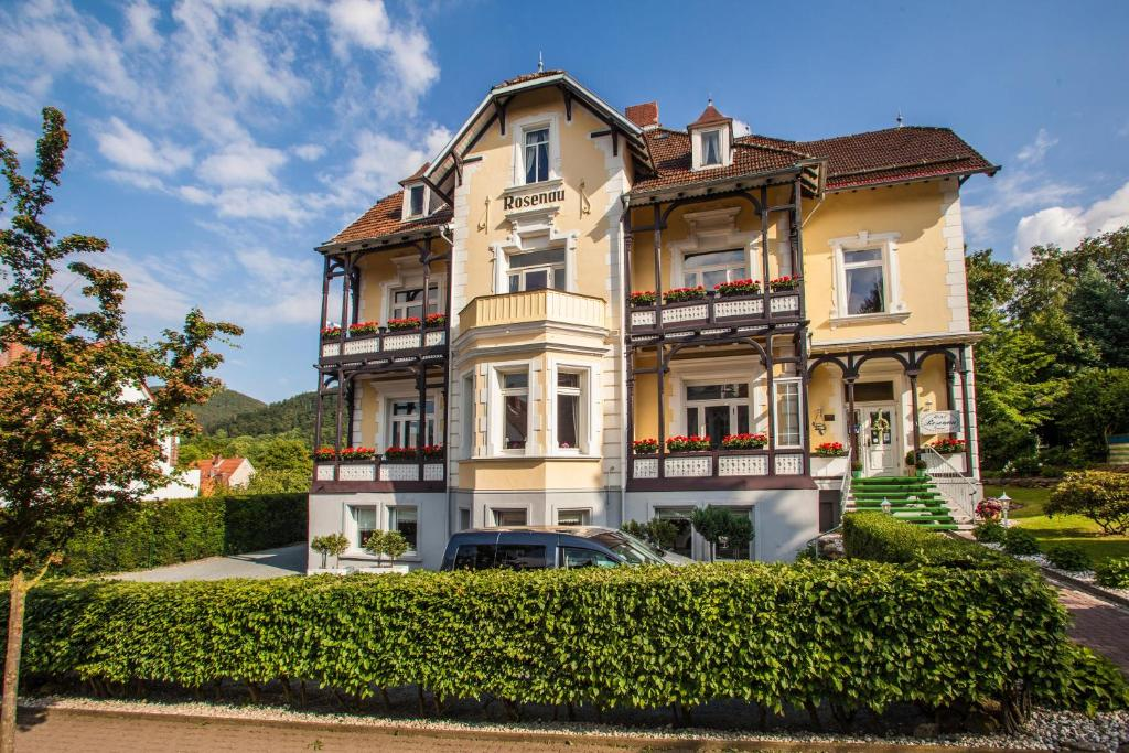 Hotel Rosenau Bad Harzburg, Germany