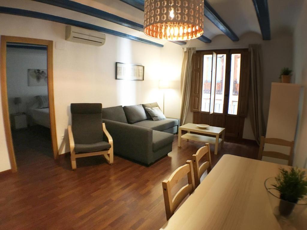 Living Valencia Apartments-Edificio Merced - Laterooms
