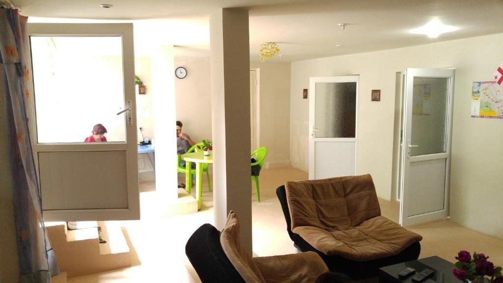Lobby/Rezeption in der Unterkunft Comfort Plus