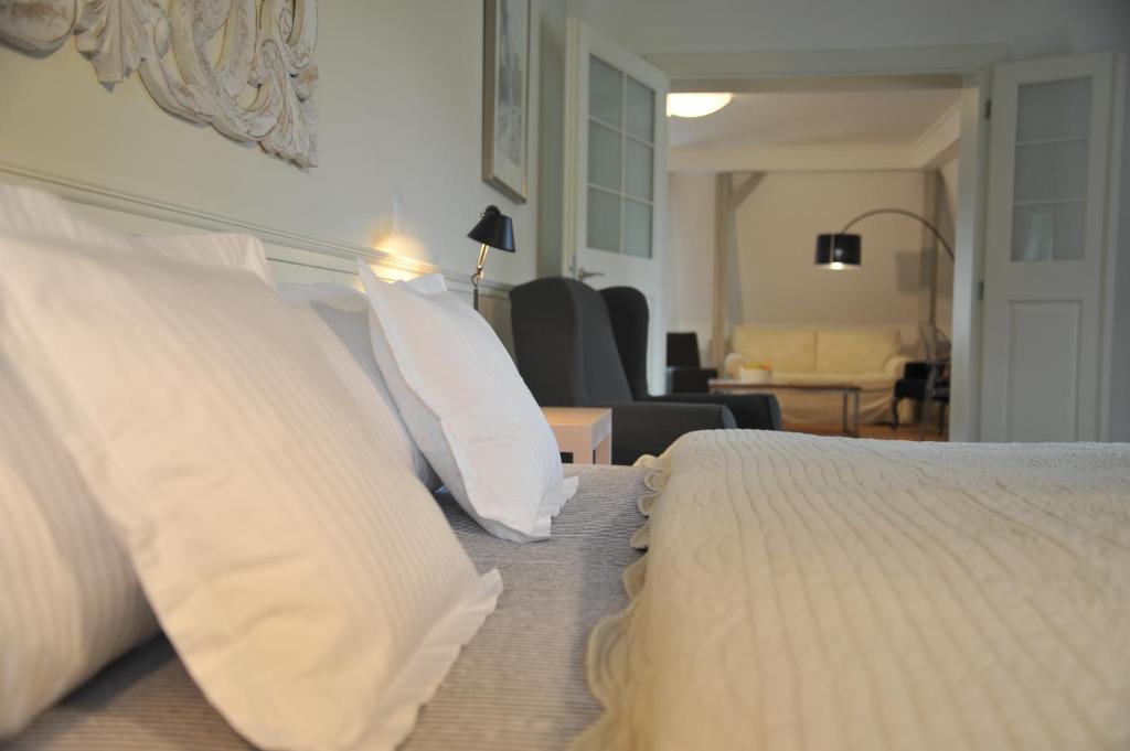 Pokoj v ubytování Galerie Suites