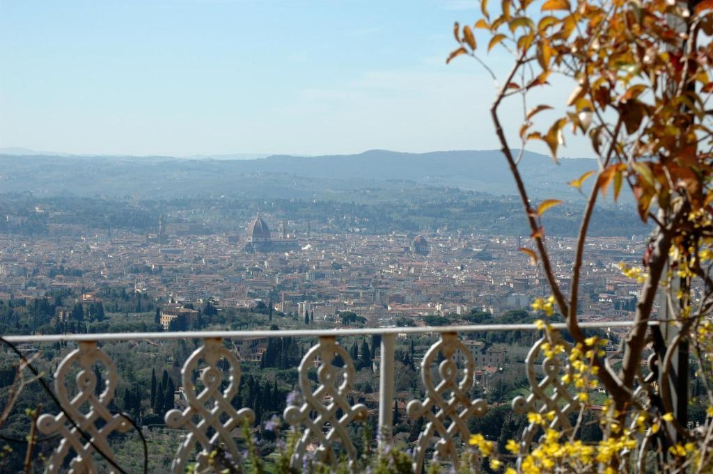Balcone o terrazza di Fiesole - Firenze attico panoramico