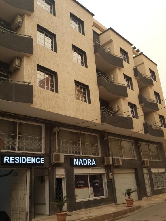 The facade or entrance of Residence Nadra