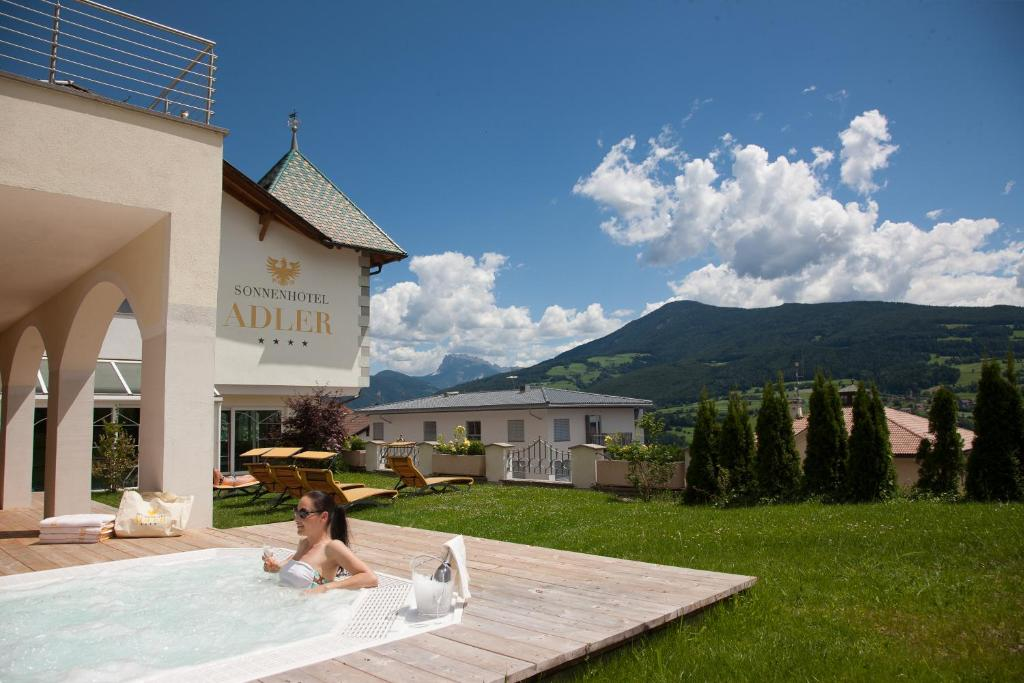 Guests staying at Sonnenhotel Adler Spa & Nature Adults only