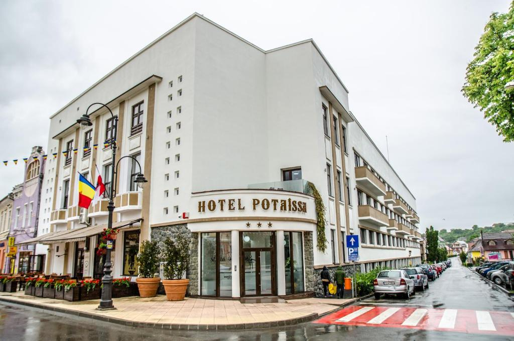 Potaissa Hotel Turda, Romania