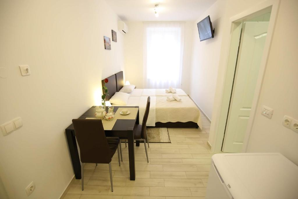 A room at Sites of Zadar Apartments
