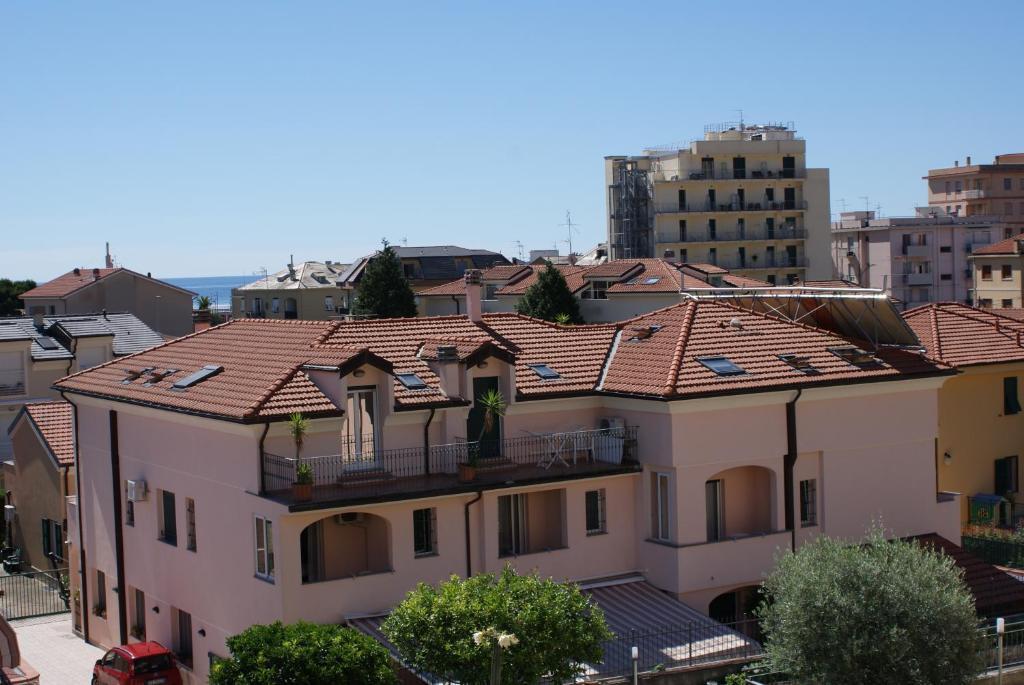 Hotel Residence Mirafiori Loano, Italy