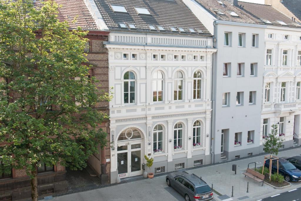 Hotel Domicil Boardinghaus Bad Aachen Germany Booking Com