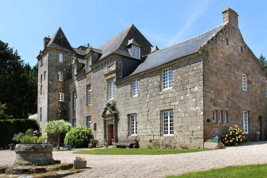 Hotel The Originals Manoir de Moellien (ex Relais du Silence) Plonevez-Porzay, France