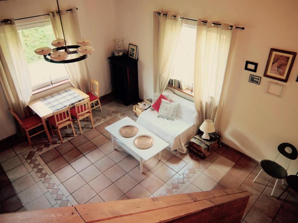 Pokój w obiekcie Dom letniskowy w Borach Tucholskich