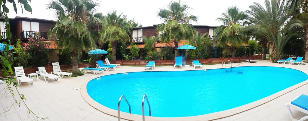The swimming pool at or near Kutle Hotel