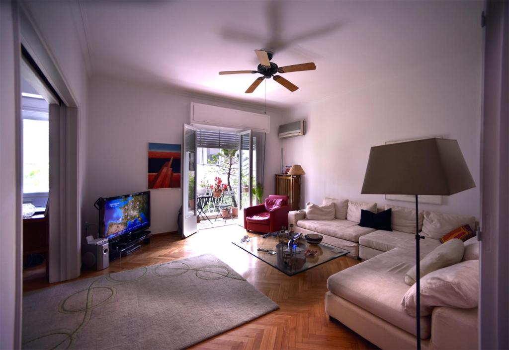 Luxurious Apartment In Kolonaki Athens