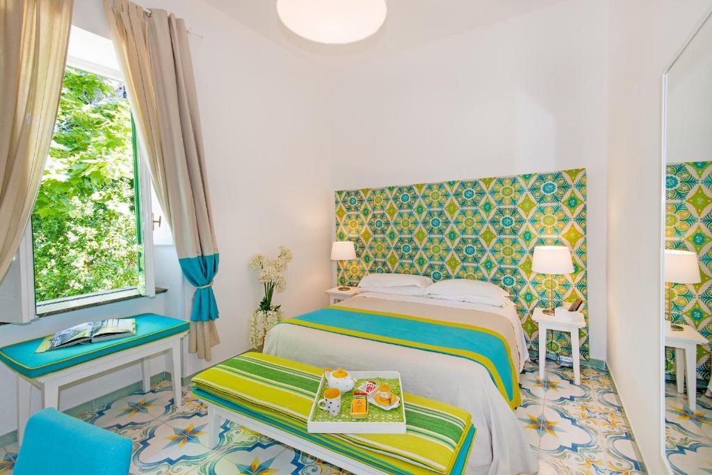 A room at Relais Correale Rooms & Garden