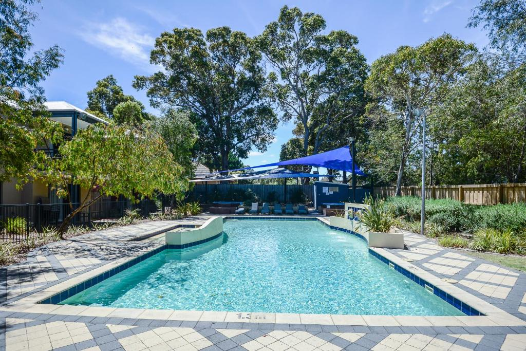 The swimming pool at or near Forte Leeuwin Apartments