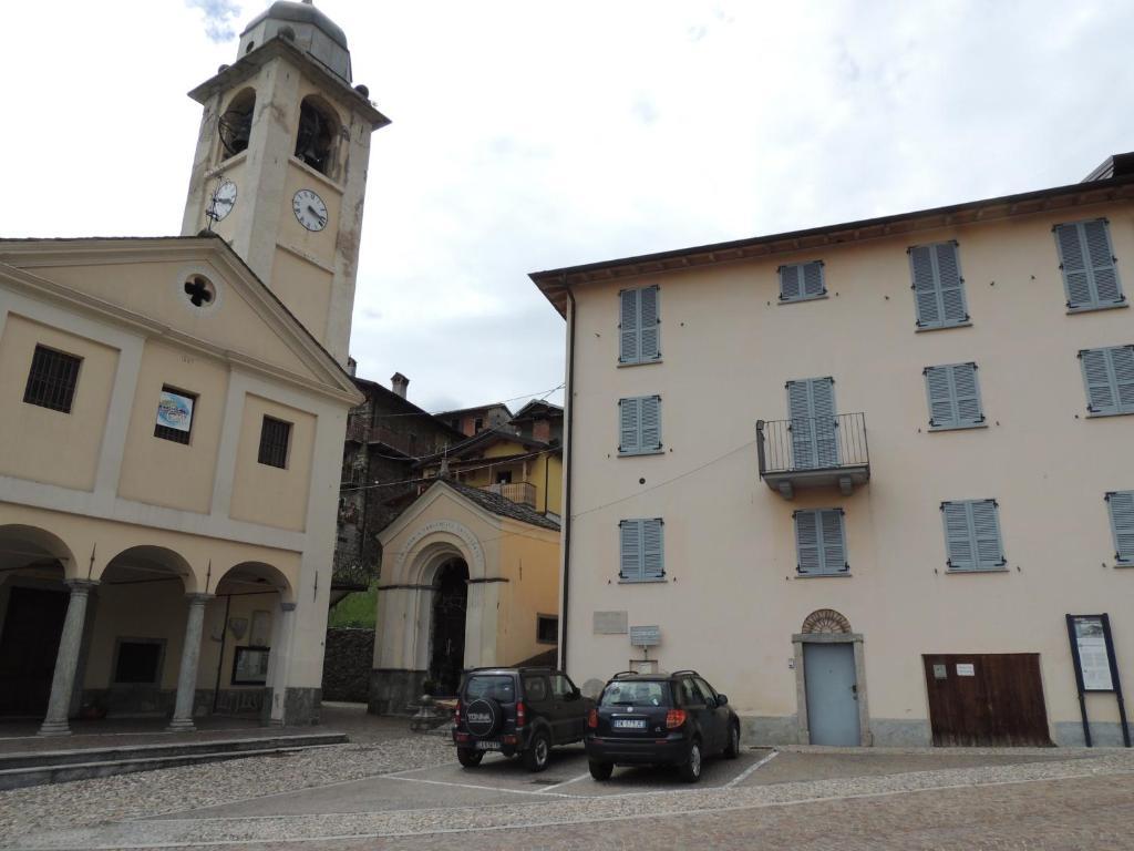 Das Gebäude in dem sich das Hostel befindet