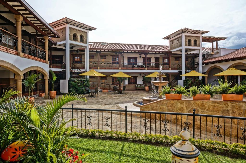 Hotel Campanario De La Villa - Villa De Leyva