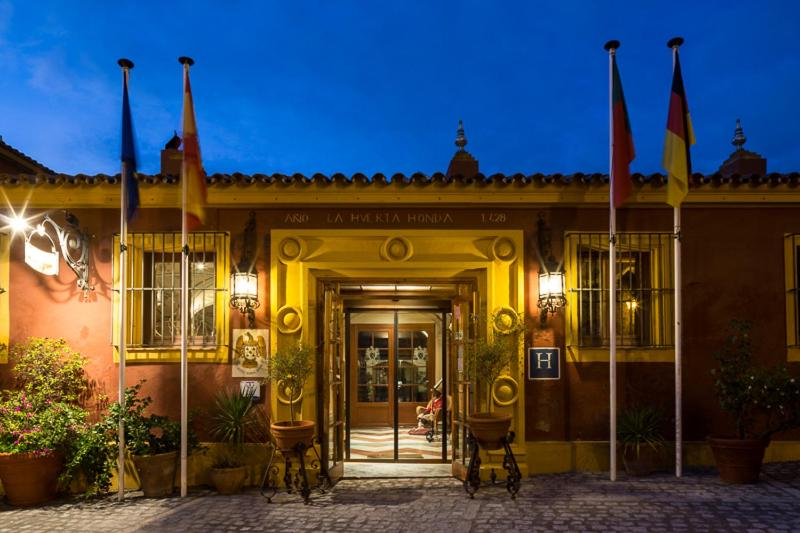 Hotel Huerta Honda Zafra, Spain