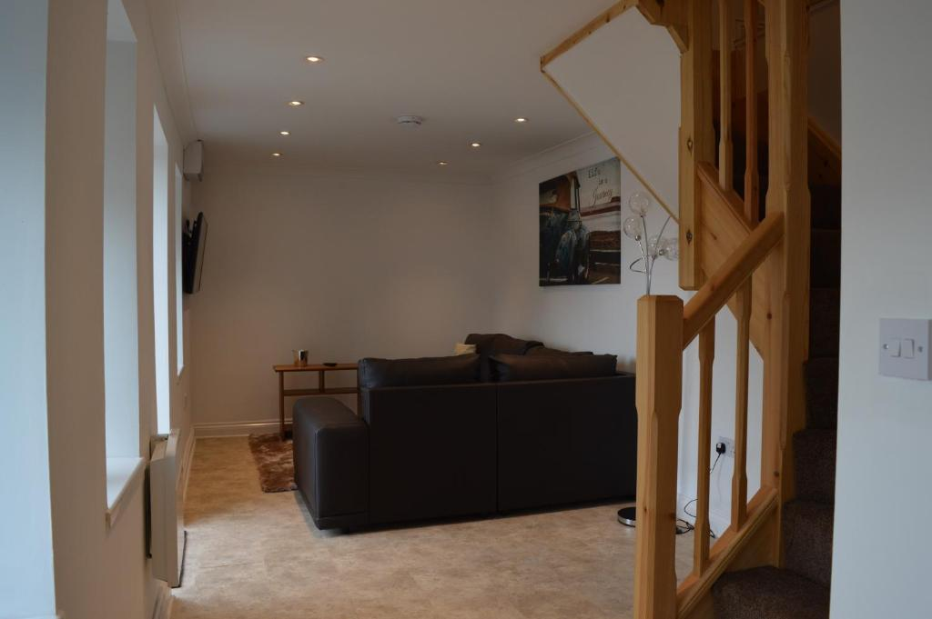 The lobby or reception area at Worship Farm Accommodation