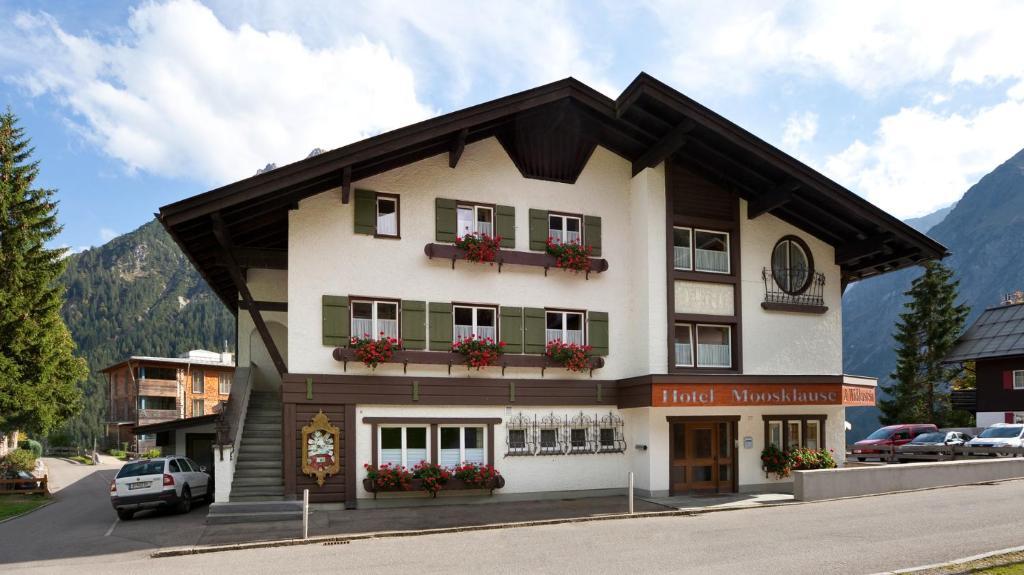 Hotel Moosklause Mittelberg, Austria