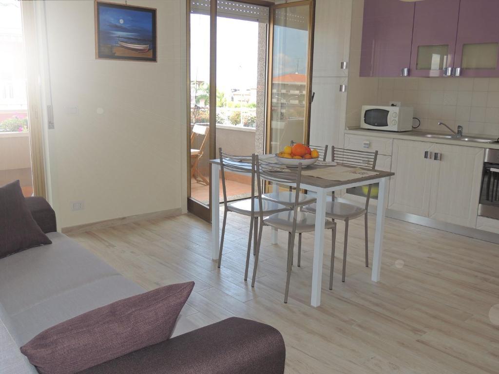 Cucina o angolo cottura di Apartment I Mastrazzi