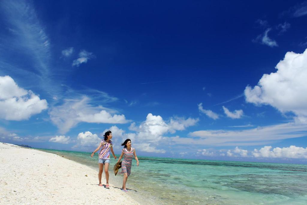 公寓式飯店海灘或附近的海灘
