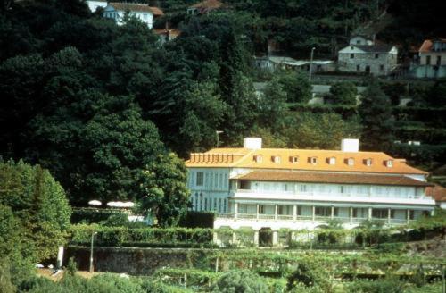 A bird's-eye view of Grande Hotel Da Bela Vista