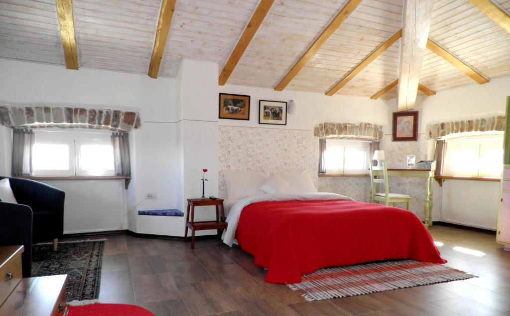 A room at Studio Sijara