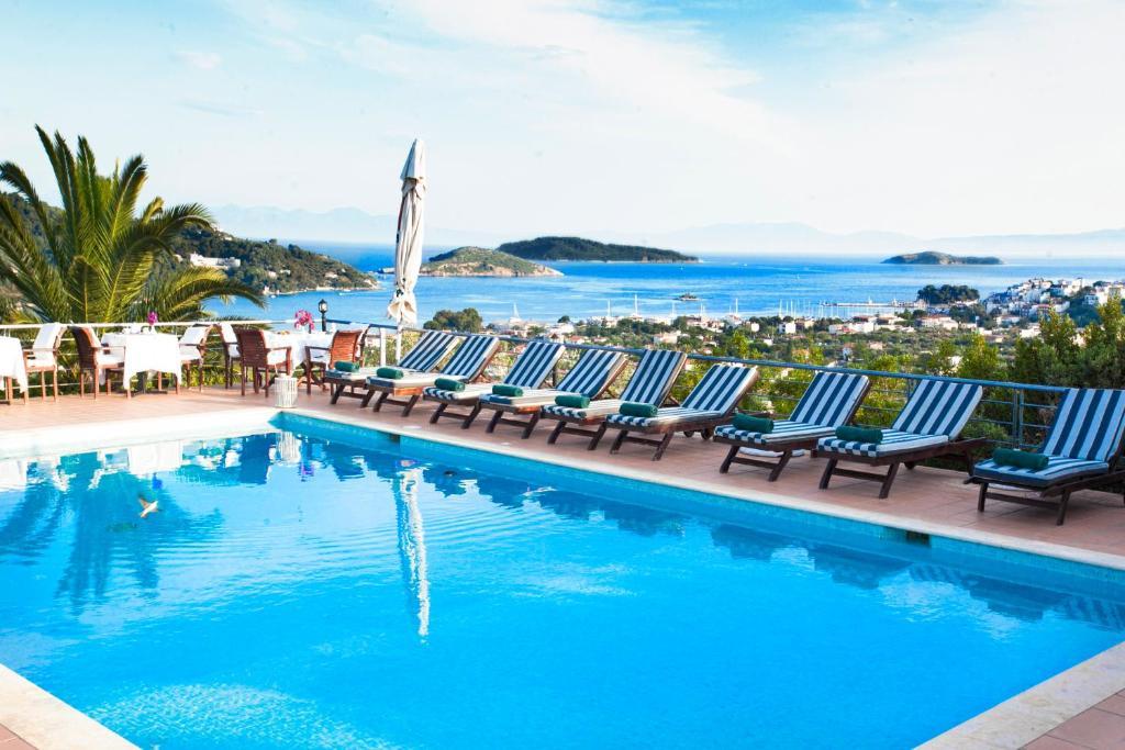Πισίνα στο ή κοντά στο Vigles Sea View, Philian Hotels and Resorts