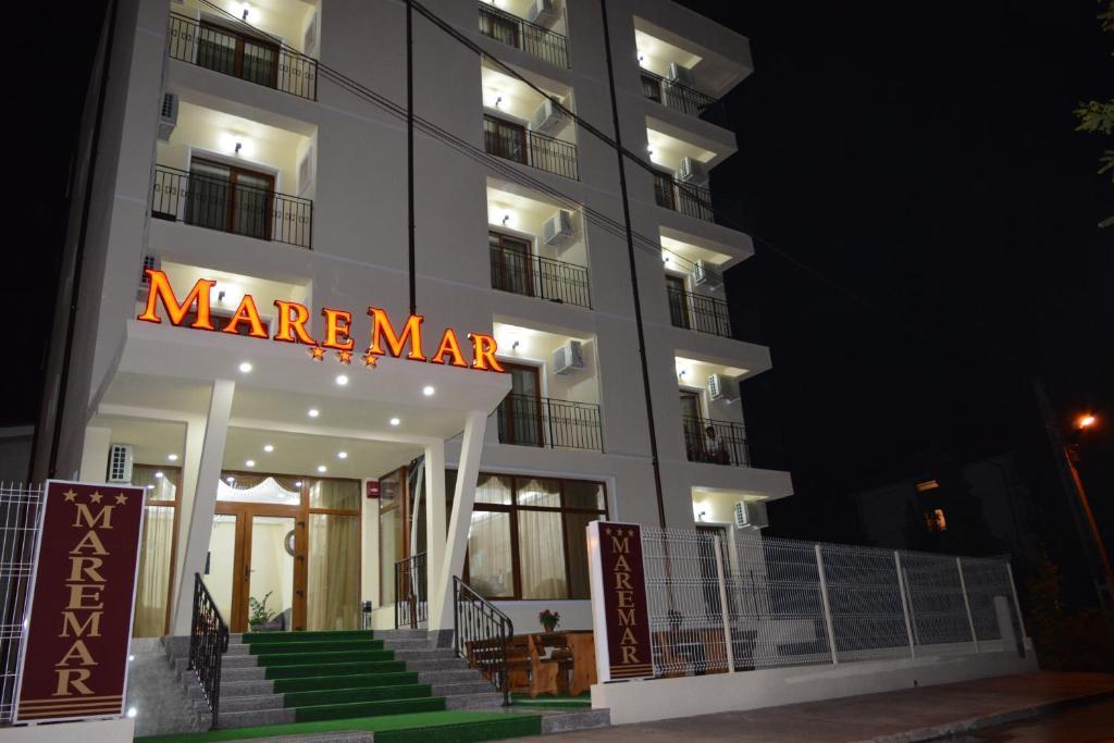 Hotel MareMar Eforie Nord, Romania