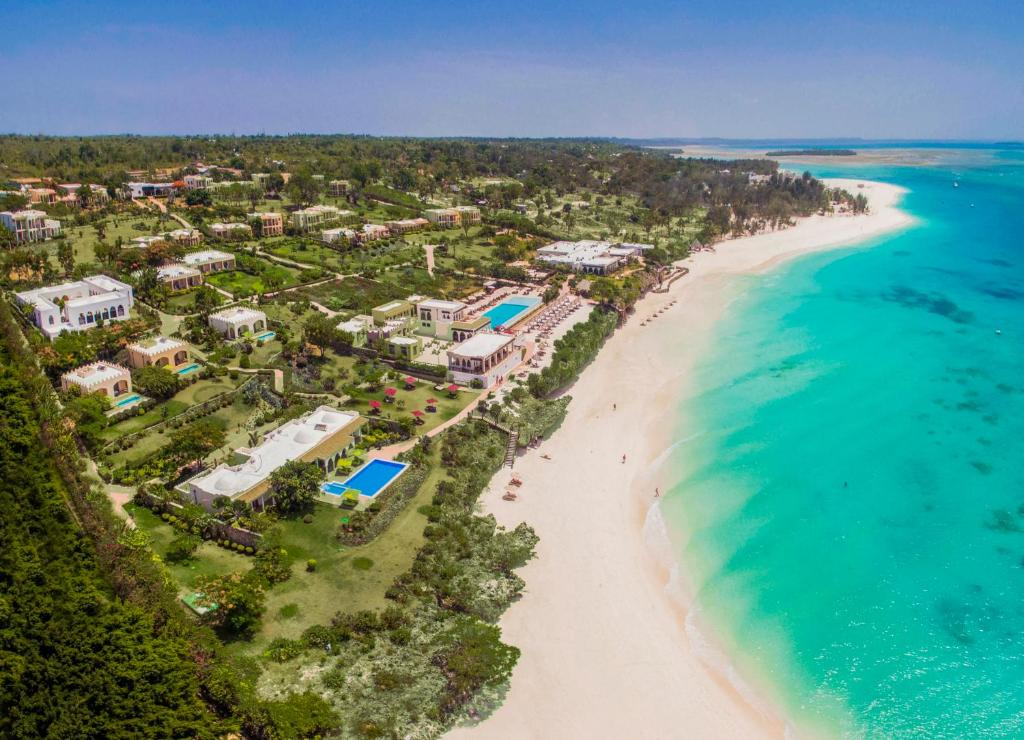 A bird's-eye view of Riu Palace Zanzibar - All Inclusive