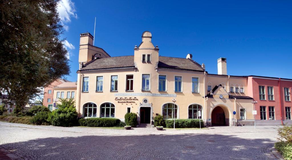 Clarion Collection Hotel Bolinder Munktell Eskilstuna, Sweden