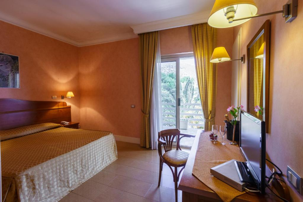 Номер в Hotel Conchiglia d'Oro