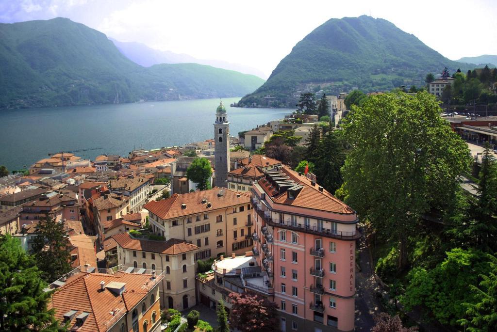 Hotel Federale Lugano, Switzerland