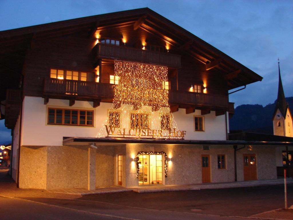 Hotel Walchseer Hof Walchsee, Austria