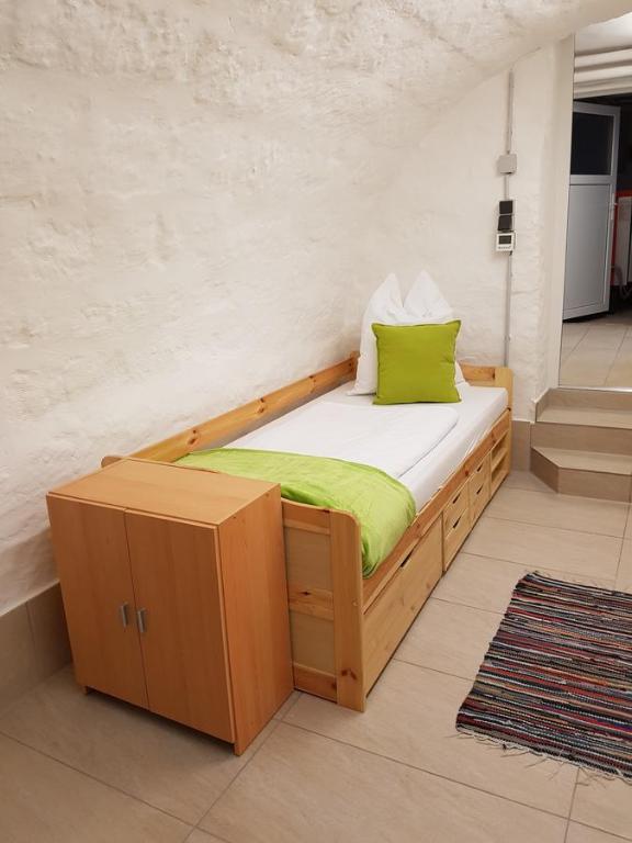 Ein Zimmer in der Unterkunft Ferienzimmer Jasna