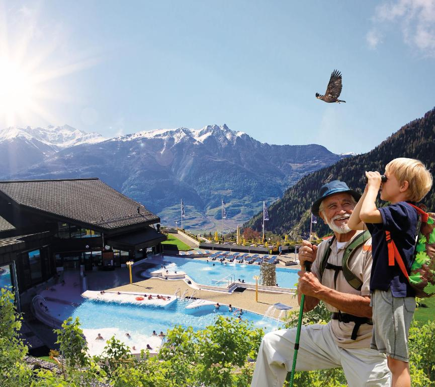 Hotel des Bains d'Ovronnaz Ovronnaz, Switzerland