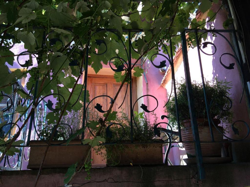 Uma varanda ou outra área externa em Dominic Boutique Tamplarilor